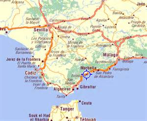 Map Of Southern Spain by Location Maps Costa Natura The Naturist Haven In