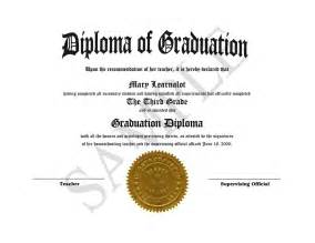 College Graduation Certificate Template by Homeschooling Diplomas Easy Template For Home