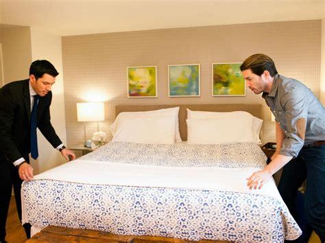 jonathan scott mattress property brothers drew and jonathan scott on hgtv s buying