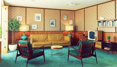 retro style home interior design ideas  furniture mall