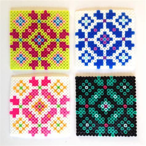 melty patterns perler bead pattern