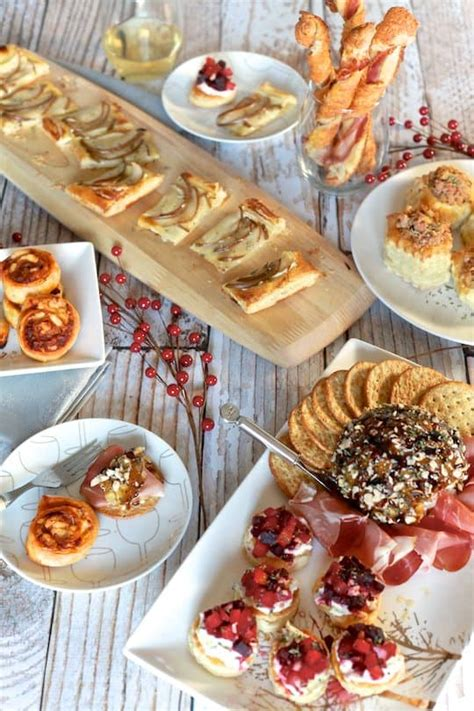 6 easy new year s eve appetizers the noshery