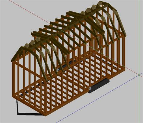 Gambrel Barn Plans tiny house dave s blog