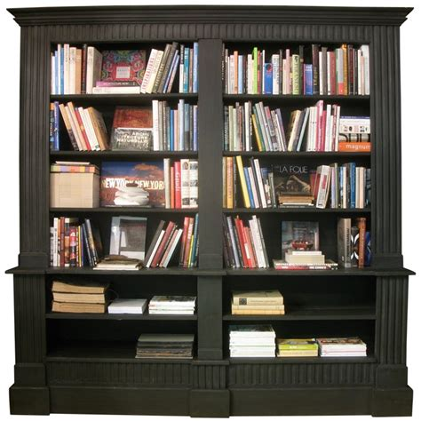 19th century style large bookcase at 1stdibs