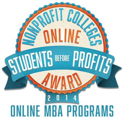 Mba In Nonprofit by Best Master S In Business Administration Students