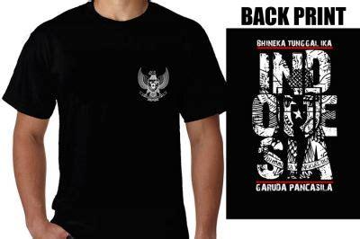 Kaos Indonesia Kaos Distro Garuda kaos garuda indonesia kaos premium
