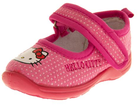 hello slippers uk pink hello shoe slippers touch