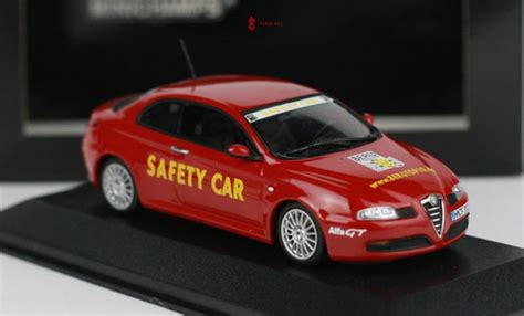 Diecast Alfa Gt 1 43 scale diecast alfa romeo gt beru top ten safety car at01t0024 vktoybuy