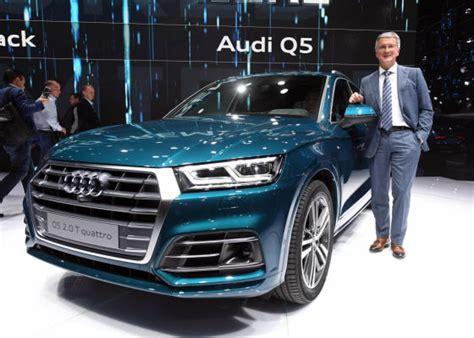Audi Aufsichtsrat by Audi Chef Stadler Hat Vertrauen Des Aufsichtsrates