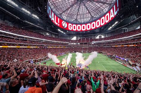 Mls Records La Major League Soccer Mls Enregistre De Nouveaux Records D Affluence Dans Ses
