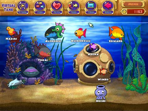 fish computer game cartoon my insaniquarium fish by snowraichu on deviantart