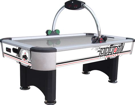 arcade air hockey table buffalo typhoon air hockey table liberty
