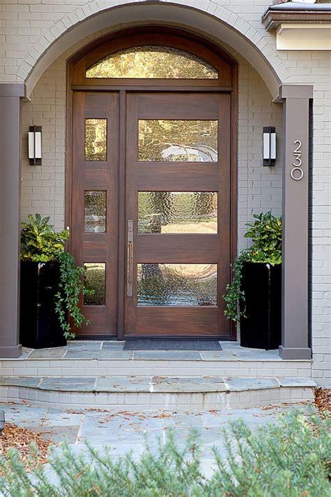 unique  beautiful front door ideas   home