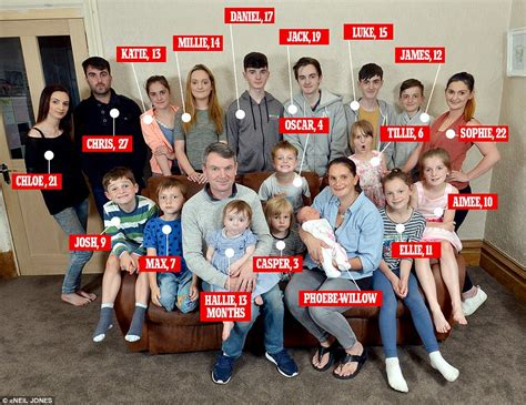 Bergo Ozza Daily By Amily Uk S britain s family in morecambe welcomes baby number 19 daily mail