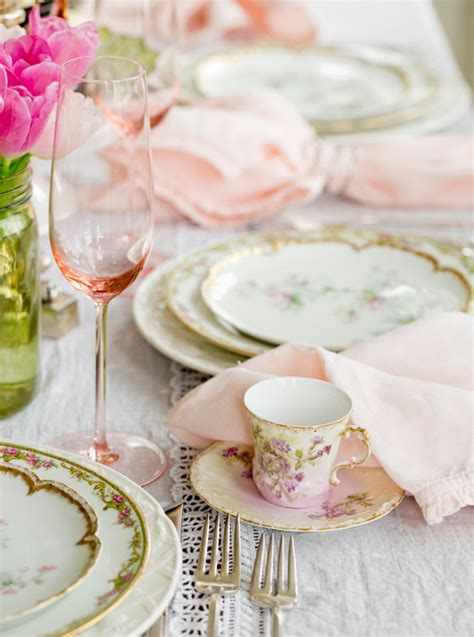 diy mother s day table shabby chic style dining room new york by rikki snyder