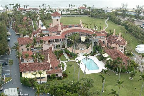 trumps house mar a lago trump s 200m winter white house daily