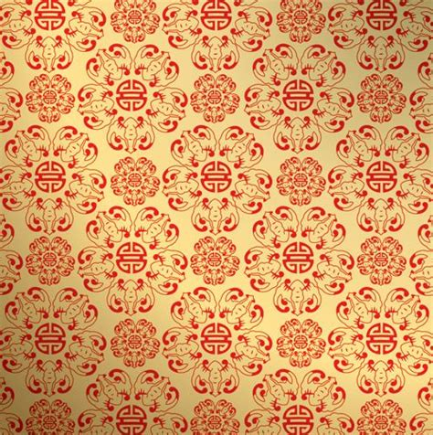 chinese pattern pinterest chinese patterns red motif isolated gold color fonts