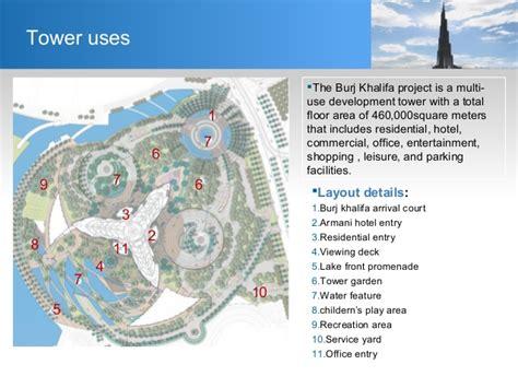 layout plan of burj khalifa burj khalifa