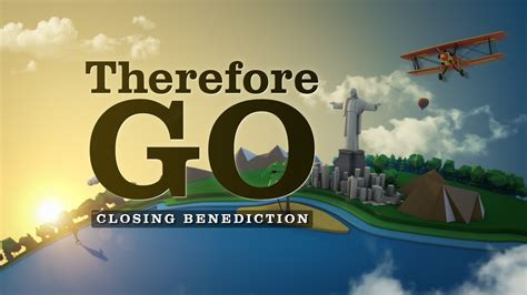 go section com therefore go the great commission matt 28 18 20 youtube