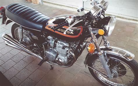 Motorrad Honda 550 Four by Honda Cb 550 Four K3 550moto Cafe Racer