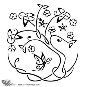 Trees And Their Meanings Celtic Tree Of Life Tattoo Tattoo Design Ideas