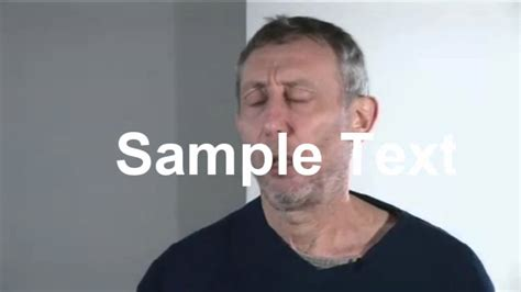 Michael Rosen Meme - youtube poop michael rosen meets some memes