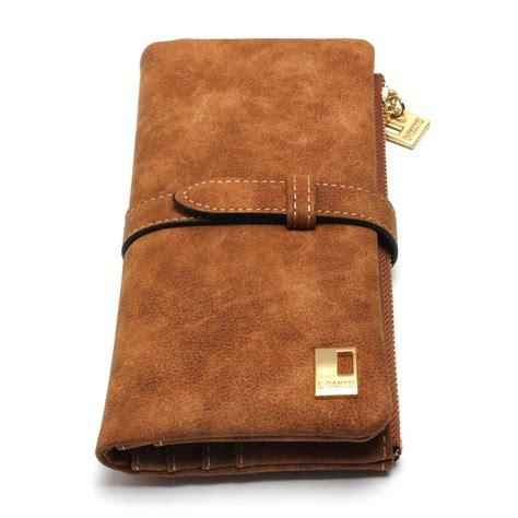 aliexpress wallet 2016 new fashion women wallets drawstring nubuck leather