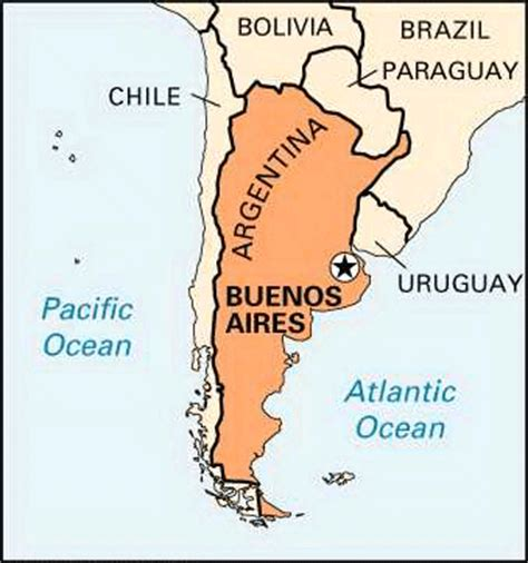 south america map buenos aires buenos aires encyclopedia children s homework