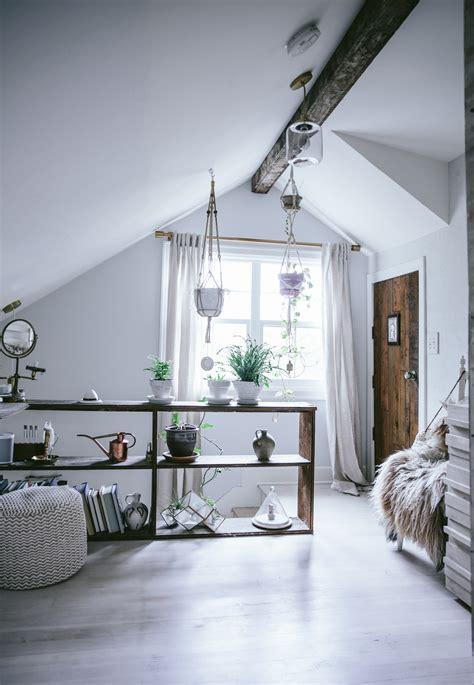 attic bedroom a dreamy attic bedroom makeover daily decor