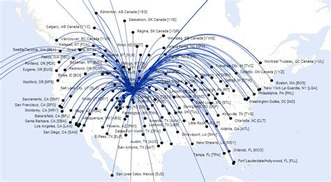 united route map united airlines route map america from denver memes