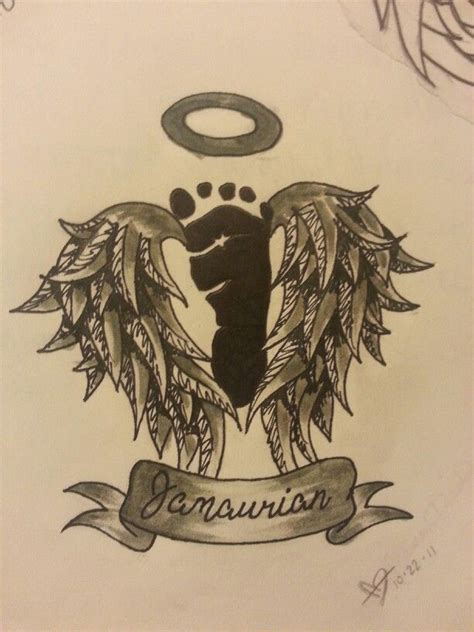 baby memorial tattoo designs 25 best baby memorial tattoos ideas on rip