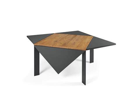 tavolo quadrato un tavolo allungabile quadrato per gli ospiti lago design
