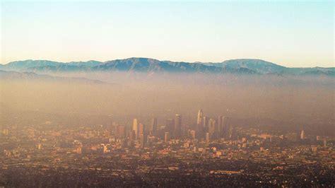 la da ls how scary is la s smog ccair