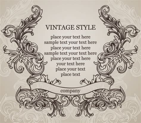 european style lace pattern vector background european classic lace pattern vector free vector 4vector