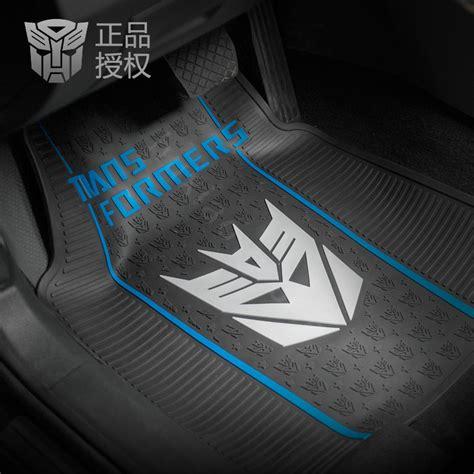 Decepticon Floor Mats buy wholesale transformers universal automobile carpet car