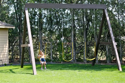 Extra Tall Swing Sets Just B Cause