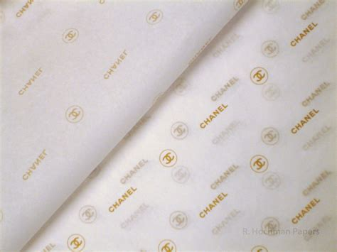 Tissue Paper For Pattern - white tissue paper with custom gold color print r