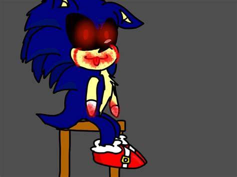 sketchbook pro exe sonic exe by bryanthewolf on deviantart