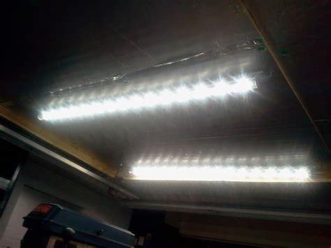 Led Light Fixtures Garage Garage Light Fixtures Fluorescent Lighting Home Landscapings