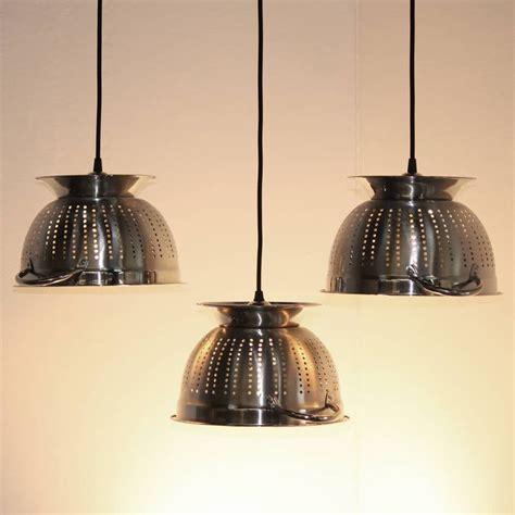 Colander Light Fixture 17 Best Ideas About Colander Light On Pinterest Rustic Colanders And Strainers Farmhouse