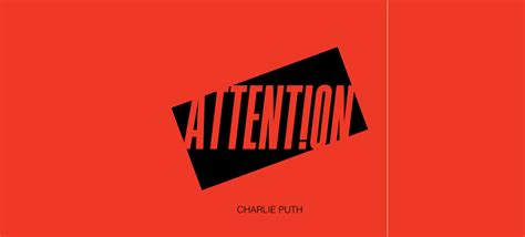 charlie puth attention album charlie puth unveils official music video for new single