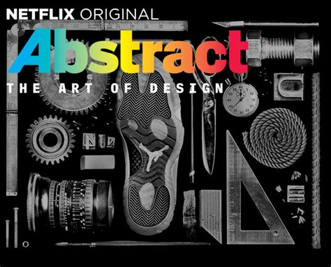 a netflix show about design abstract the art of design