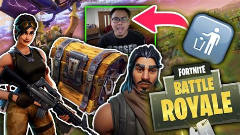 fortnite history the worst player in fortnite history