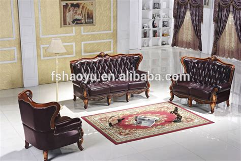2015 Cheap Leather Living Room Sofa Good Price European Living Room Furniture Cheap Prices