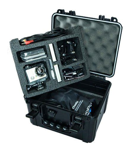 go rugged go professional xb 550 pro watertight rugged gopro accessories