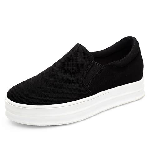 black flat womens shoes sepatuolahragaa black flat sneakers images