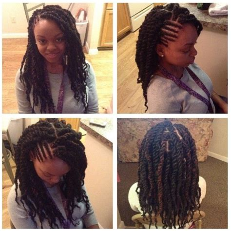 step by step to do jumbo senegalese crochet twist side braid google search all about hair
