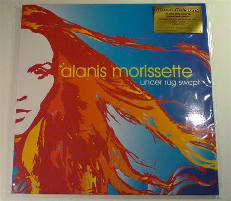 Alanis Morissette Rug Swept Vinyl - alanis morissette rug swept limited blue