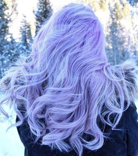 the prettiest pastel purple hair ideas picture of pastel purple hair to feel an ice queen
