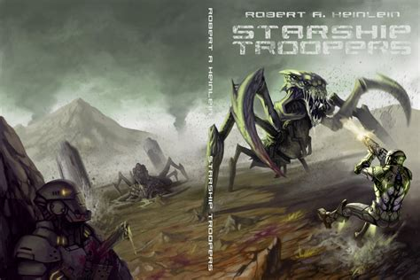 the forever ship the sermon books starship troopers by deathmetaldan on deviantart